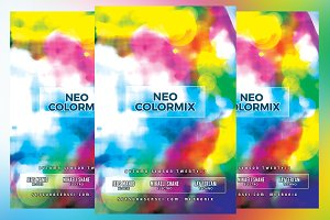 Neo Colormix Flyer