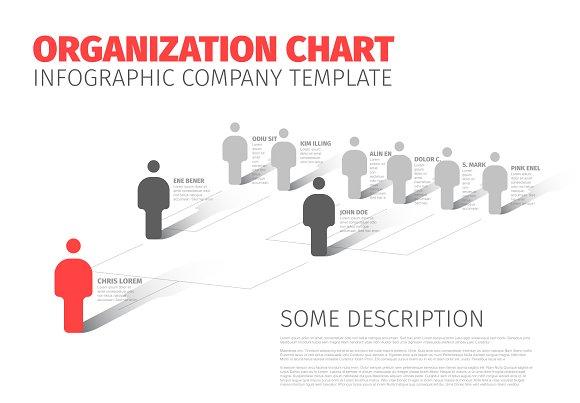 Company Hierarchy Schema Presentation Templates