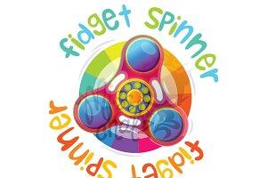 Fidget Spinner Gadget