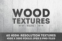 Wood Textures Vol. 1 - 60 Textures