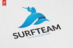 Surf Team Logo