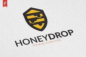 Honey Drop Logo