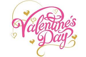 Valentines Day Design Card