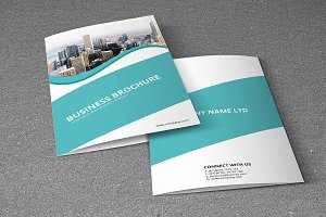 Corporate Bifold Brochure-V726