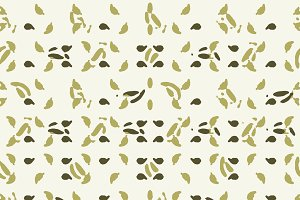 Abstract Shapes Seamless Pattern
