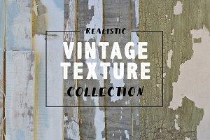 Realistic Vintage Texture Background