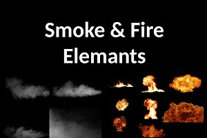 Smoke and Fire elements