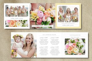 Photo Marketing Trifold