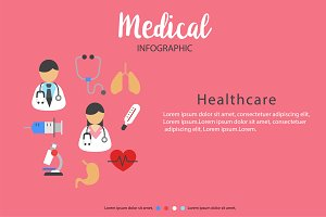 Colorful Health and Medical