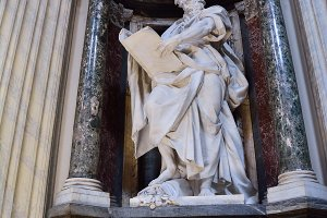 St. Matthew by Rusconi