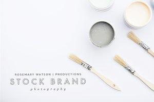 Painting | Paint Brush Stock Photos