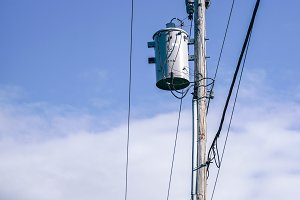 Electrical Pillar