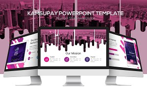 Kamsupay Powerpoint Template