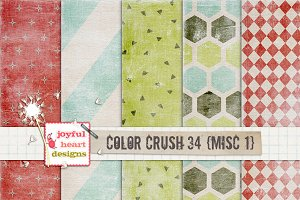 Color Crush 34 {misc 1}