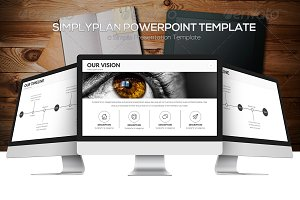 Simplyplan Powerpoint Template