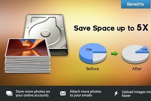 Photo Size Optimizer for Mac