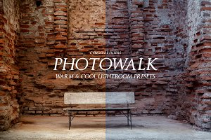 Photowalk - Lightroom Presets