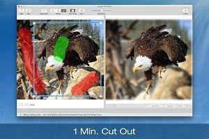Super PhotoCut - App for Mac