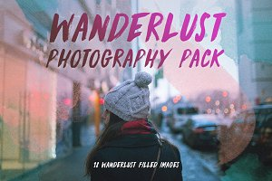 Wanderlust photography pack