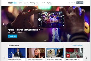 FastVideo - WordPress Video Theme