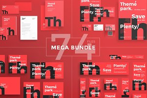 Mega Bundle | Theme Park
