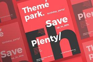 Posters | Theme Park