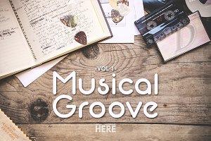 Musical Groove Header/Hero -vol 1-