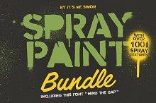 Spray Paint Bundle