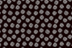 Mudcloth black and white pattern