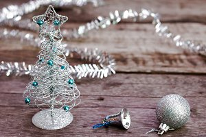 Ornaments for christmas and new year