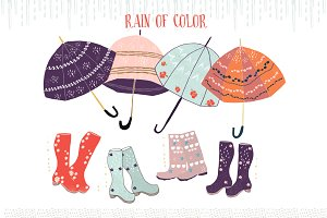 Rain of Color