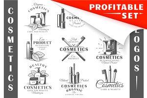 27 Cosmetics Logos Templates
