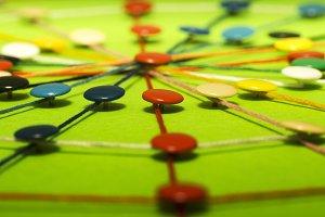 network linking social media