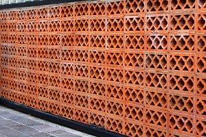 stile of adobe brick