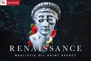 RENAISSANCE - Oil Painting Actions