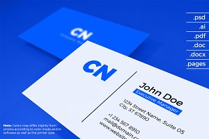 CN | Business Cards