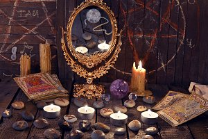 Magic ritual