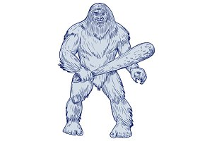 Bigfoot Holding Club Standing