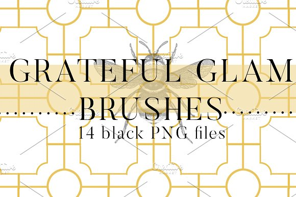 Grateful Glam Brushes