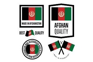 Afghanistan quality label set for goods