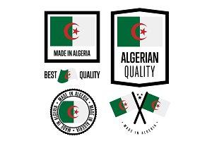 Algeria quality label set for goods