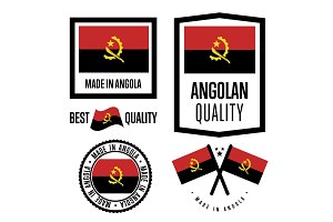 Angola quality label set for goods