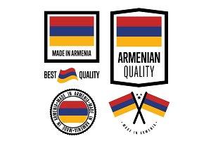 Armenia quality label set for goods