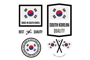 South Korea quality label set for goods