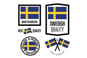 Sweden quality label set for goods