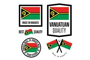 Vanuatu quality label set for goods