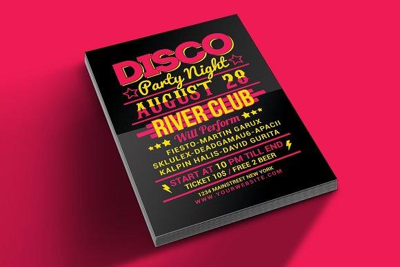 Disco Night Party