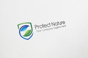 Protect Nature Logo Design