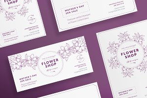 Flyers | Flower Shop