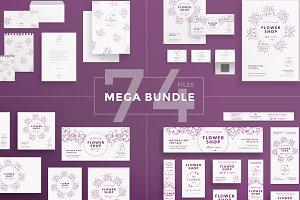 Mega Bundle | Flower Shop